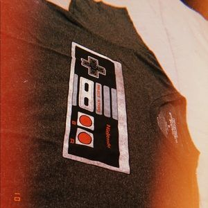 Grey NES T-Shirt